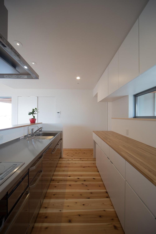 西国分の家 (キッチン)