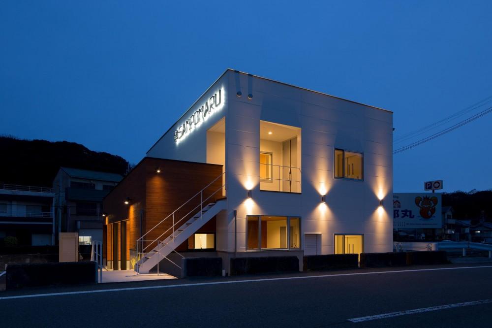 SANPOクラブハウス (外観)