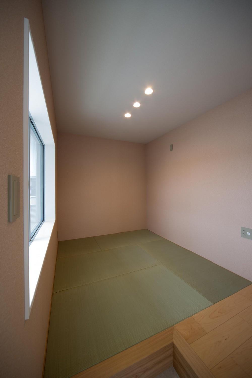 SANPOクラブハウス (和室)