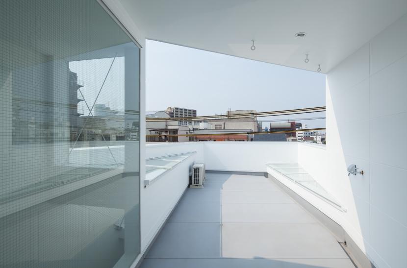 建築家:井戸健治「玉津の住宅 / House in Tamatsu」