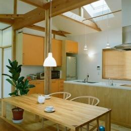 建築家 小島建一の事例「船橋の家―2世帯リフォーム」