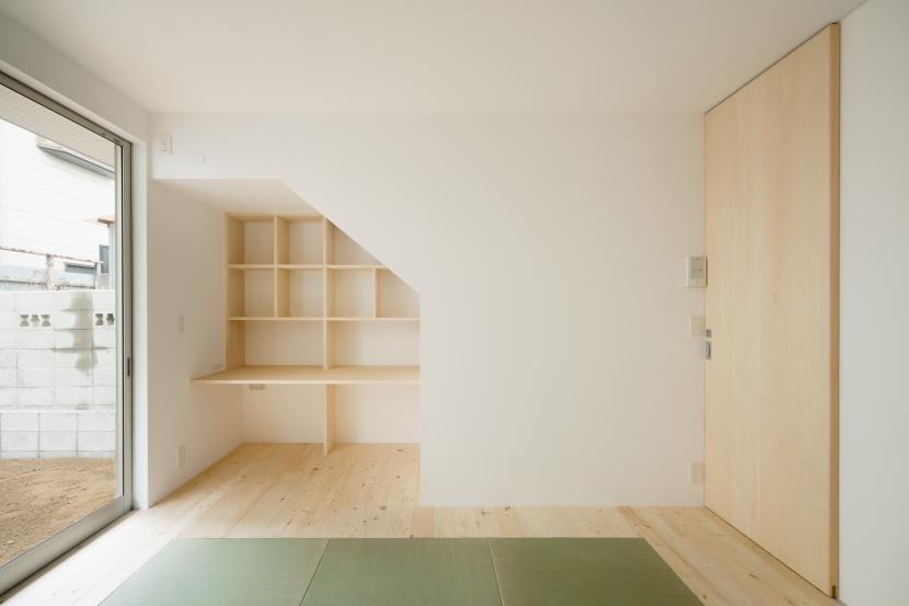 House Fの部屋 1階寝室