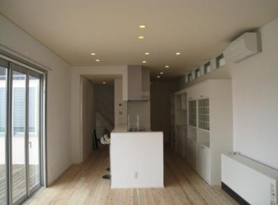 キッチン (N-nagakute)