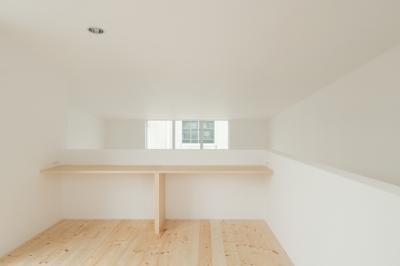 3階洋室 (House F)