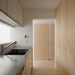 House F (2階キッチン)