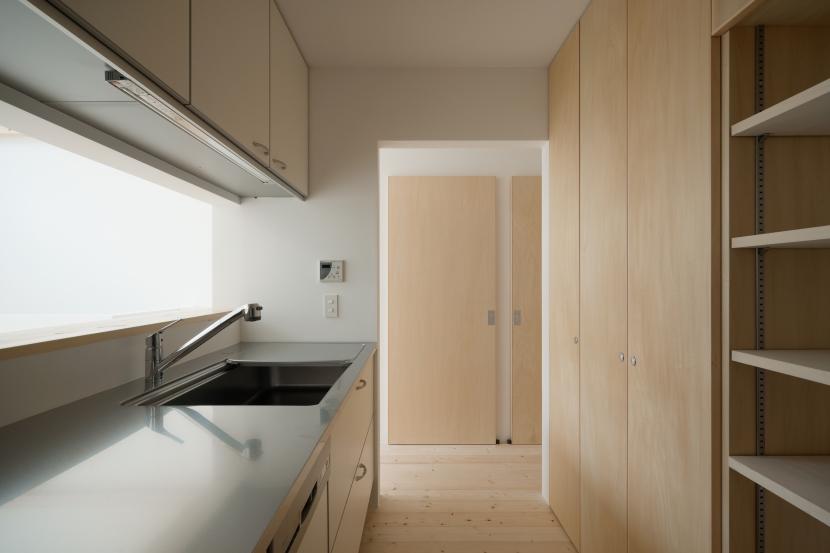 House Fの部屋 2階キッチン