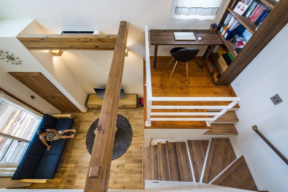SPACE LAB「中二階を取り入れた北欧スタイルの家」