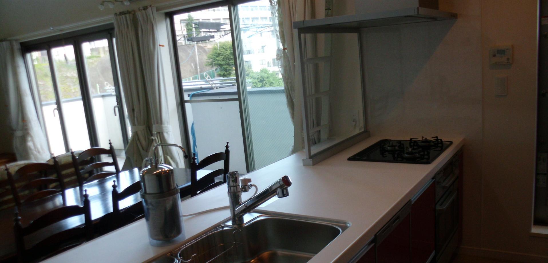 Y様邸の写真 対面式キッチン