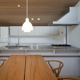 豊中の家 (キッチン)