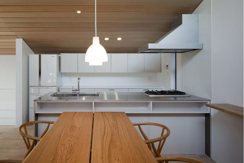 豊中の家の部屋 キッチン