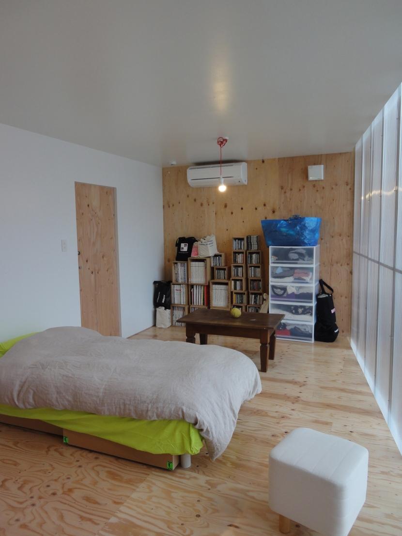 SHAREyaraichoの部屋 部屋