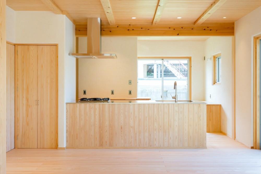 双子のibushiの舎 (キッチン)