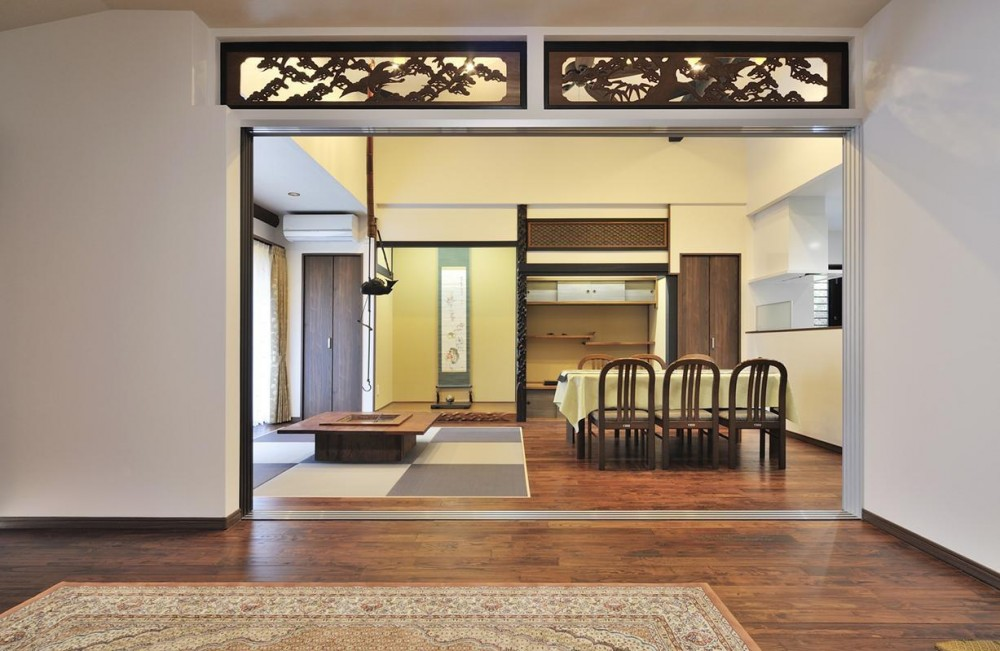 フレッシュハウス「日本の造作を現代に」