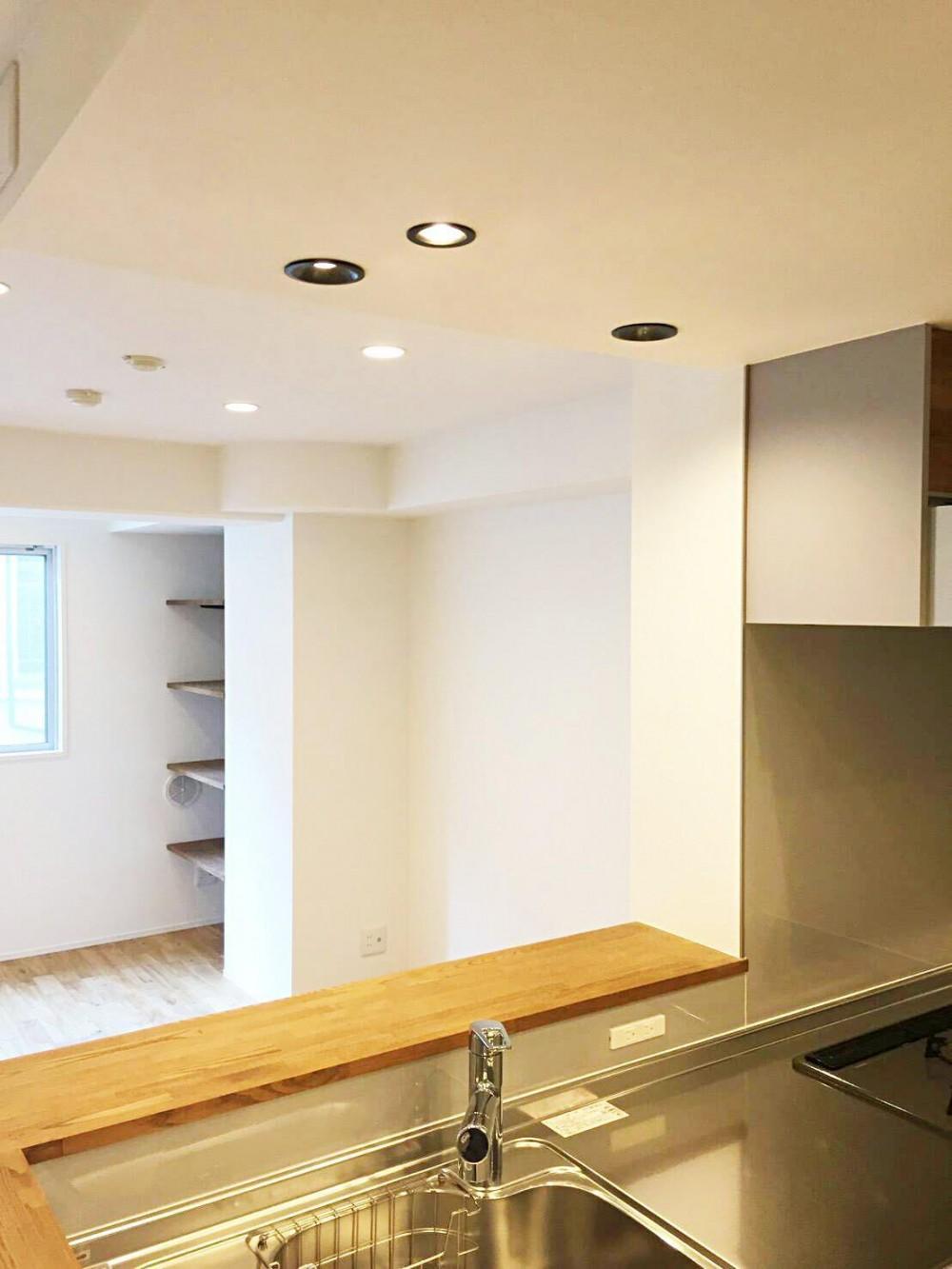 カフェスタイル空間 (キッチン)