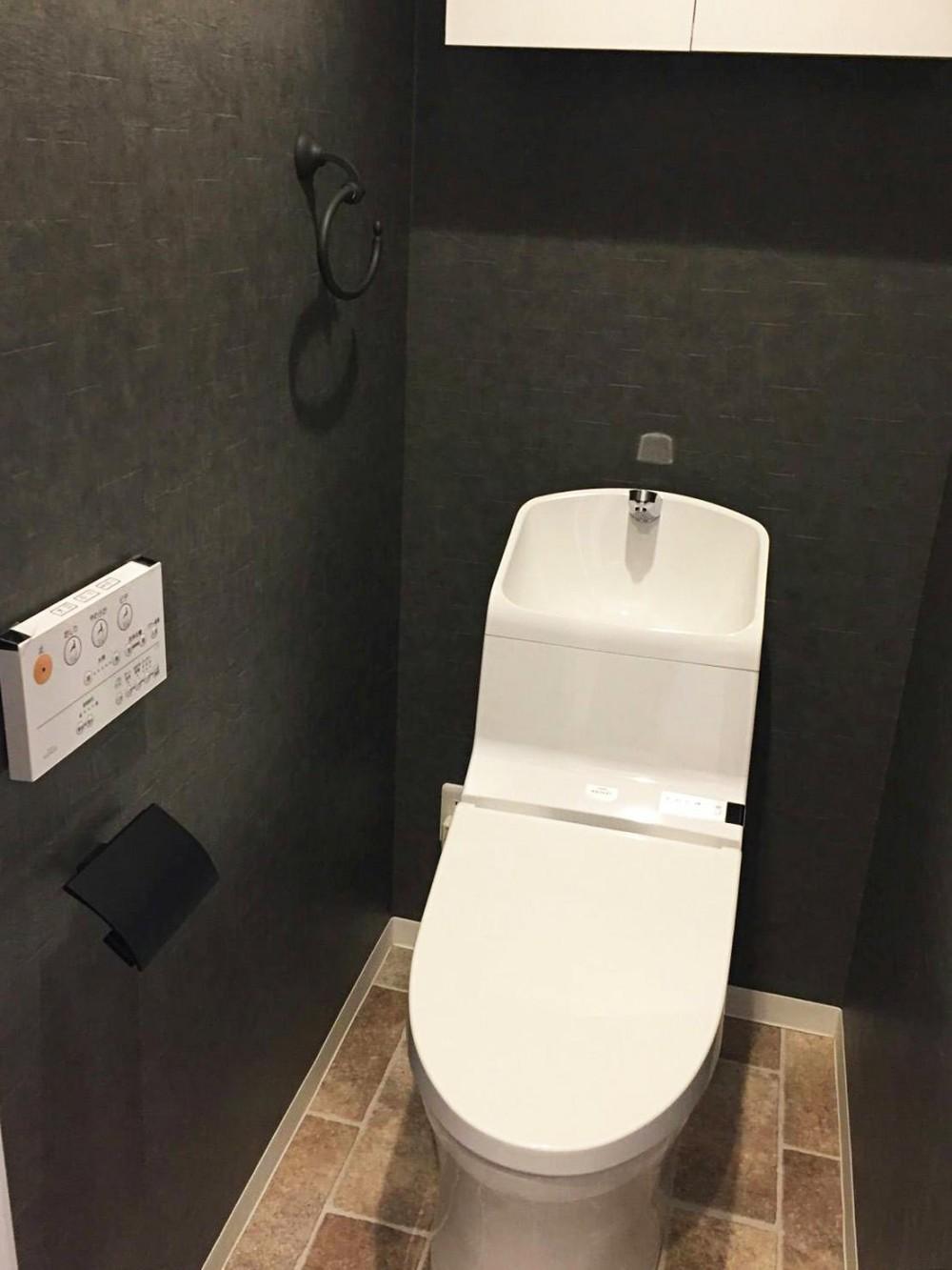 カフェスタイル空間 (トイレ)