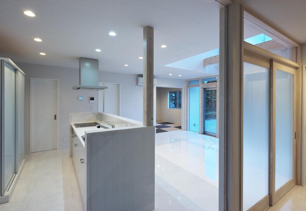 大田原の住宅 (キッチン)