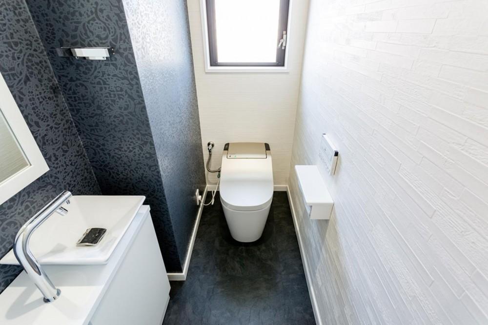サニーデイズルーム (全く表情の変わるトイレ)