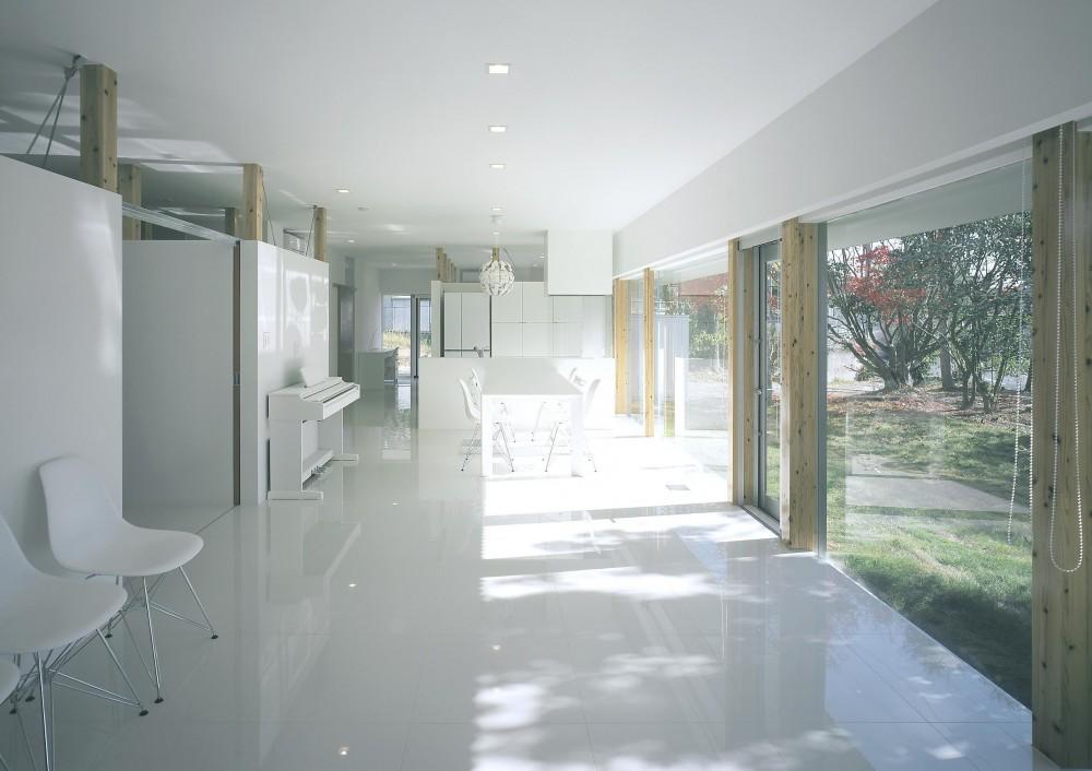 伊集院の住宅 II (リビング・ダイニング・キッチン2)