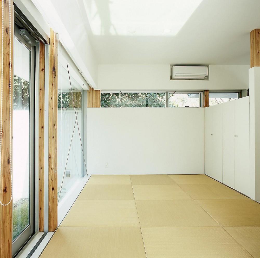 伊集院の住宅 II (リビング続きの和室)