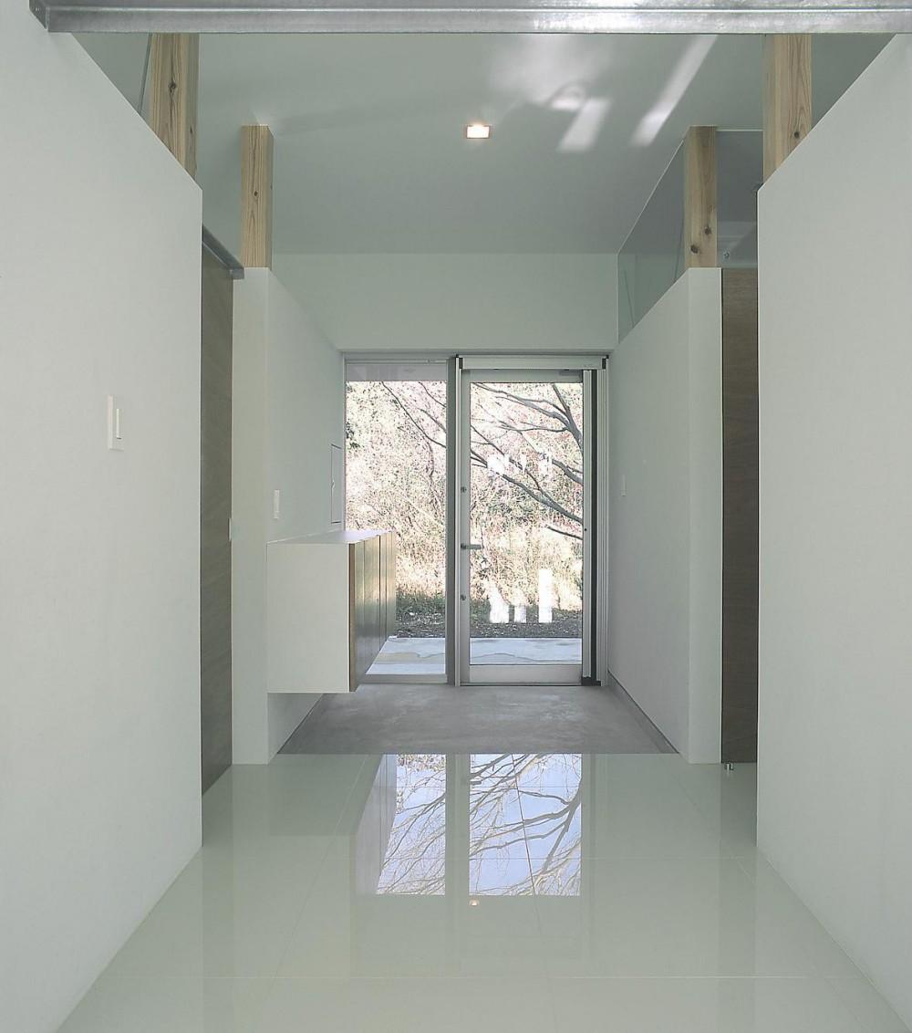 伊集院の住宅 II (玄関ホール)
