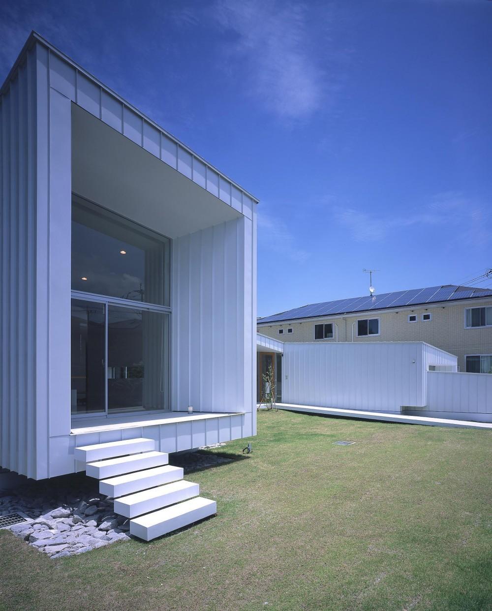 薩摩川内の住宅 (外観2)