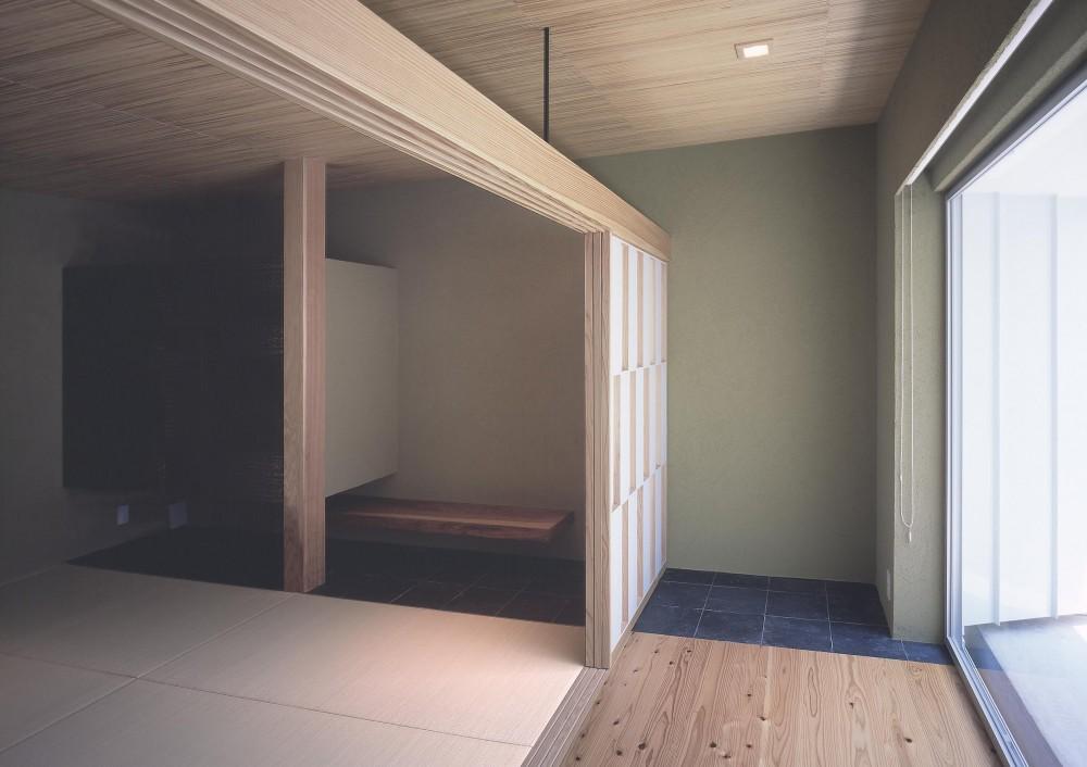 薩摩川内の住宅 (和室1)
