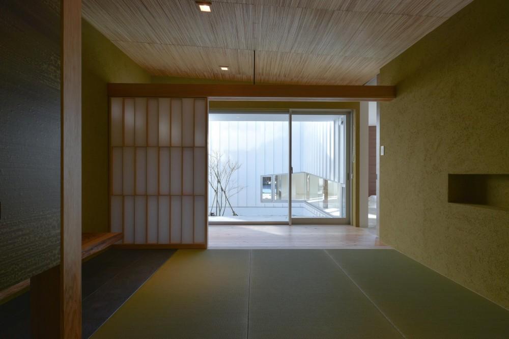 薩摩川内の住宅 (和室2)