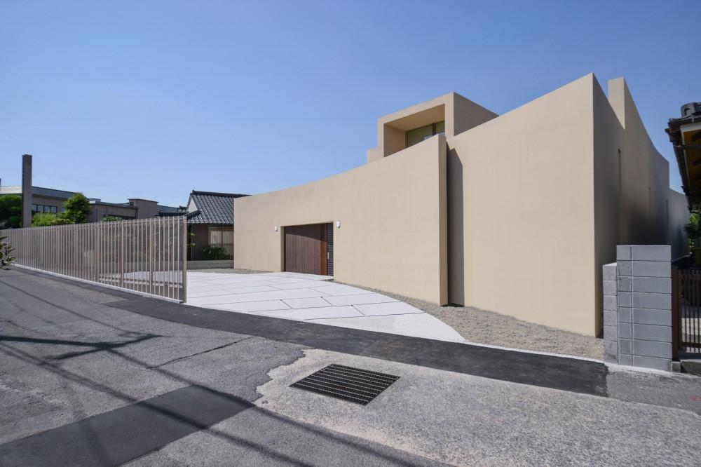 伊集院の住宅 (外観3)
