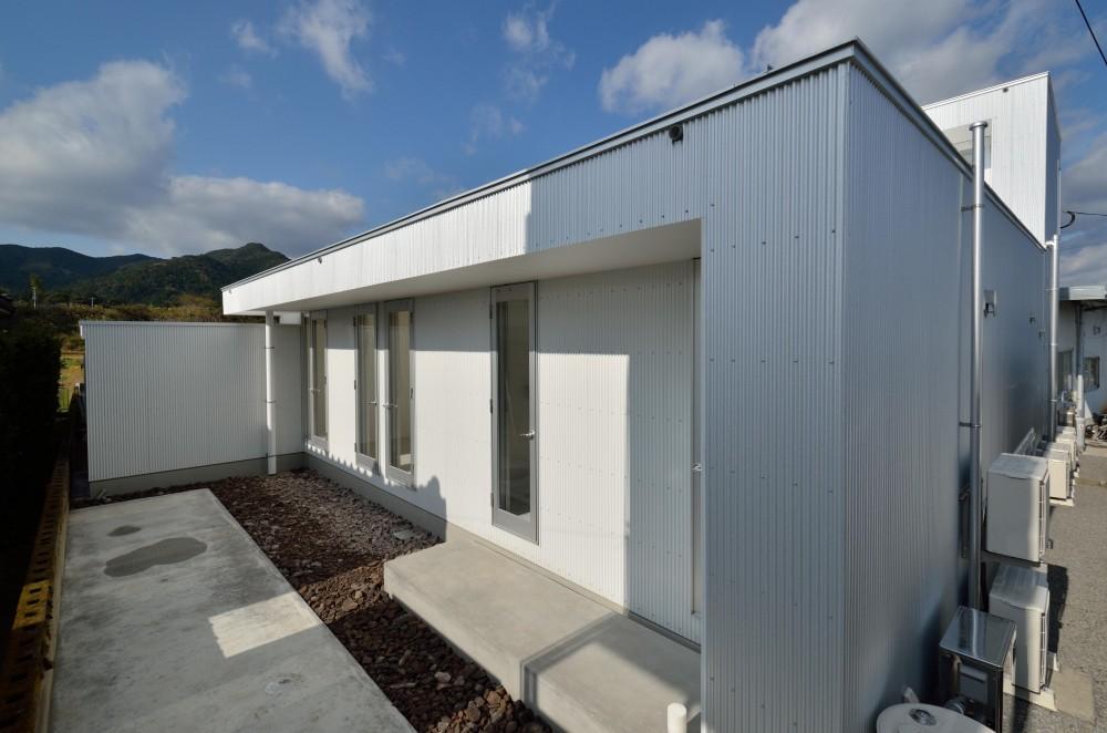 湧水町の住宅 (外観3)