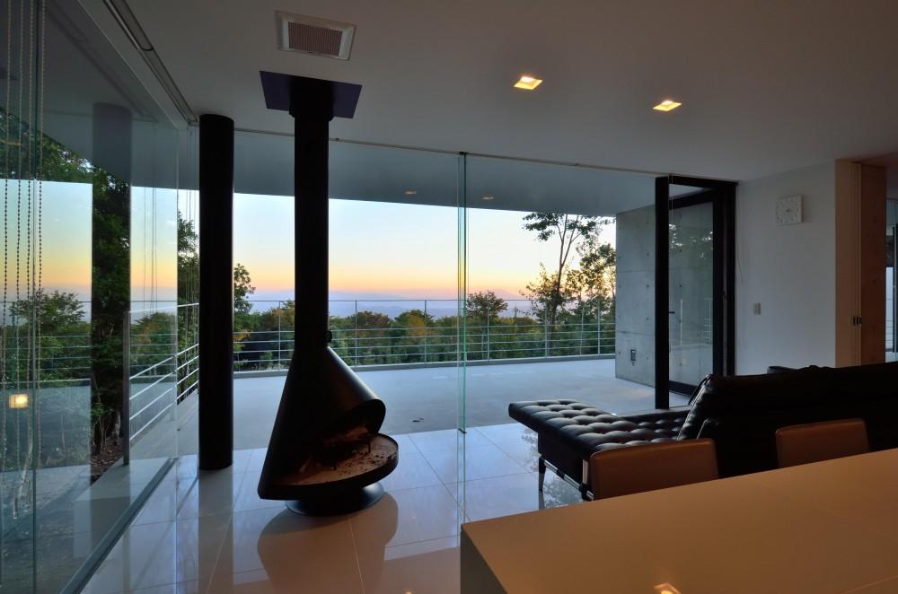 アトリエ環 建築設計事務所「霧島の別荘」