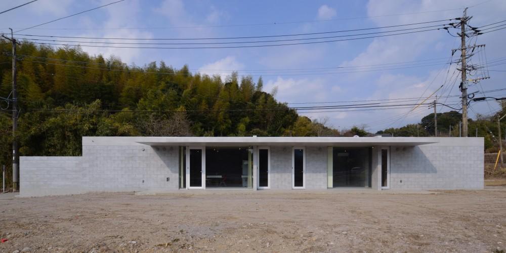 飯牟礼の住宅 (外観1)