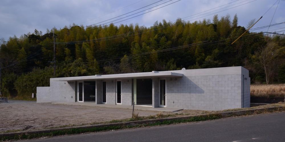 飯牟礼の住宅 (外観2)