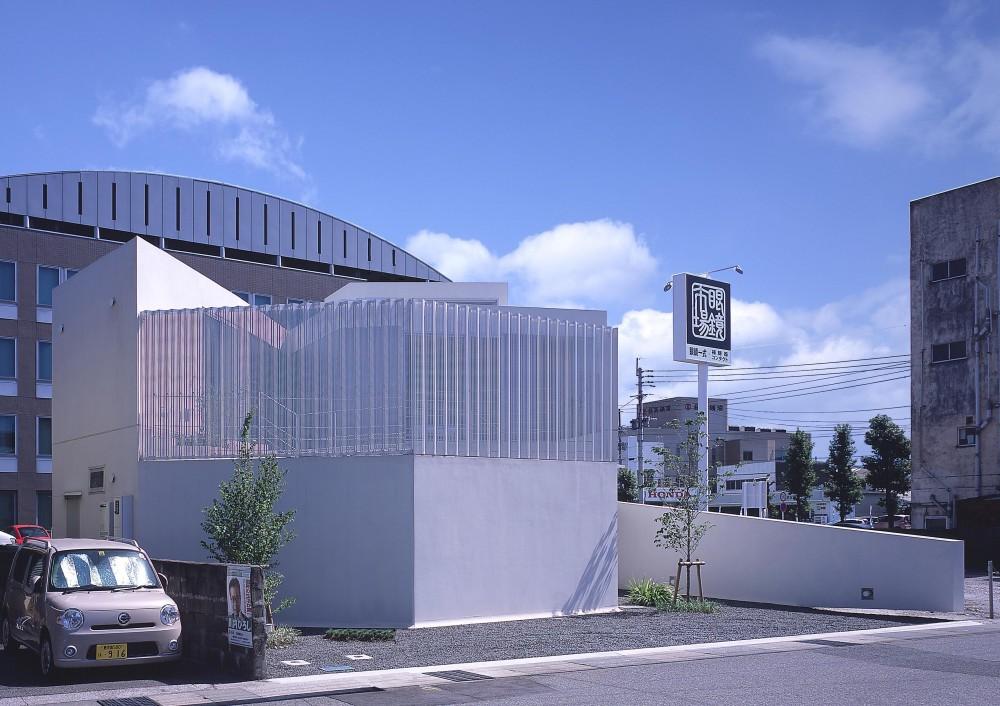 宇宿の住宅 (外観3)