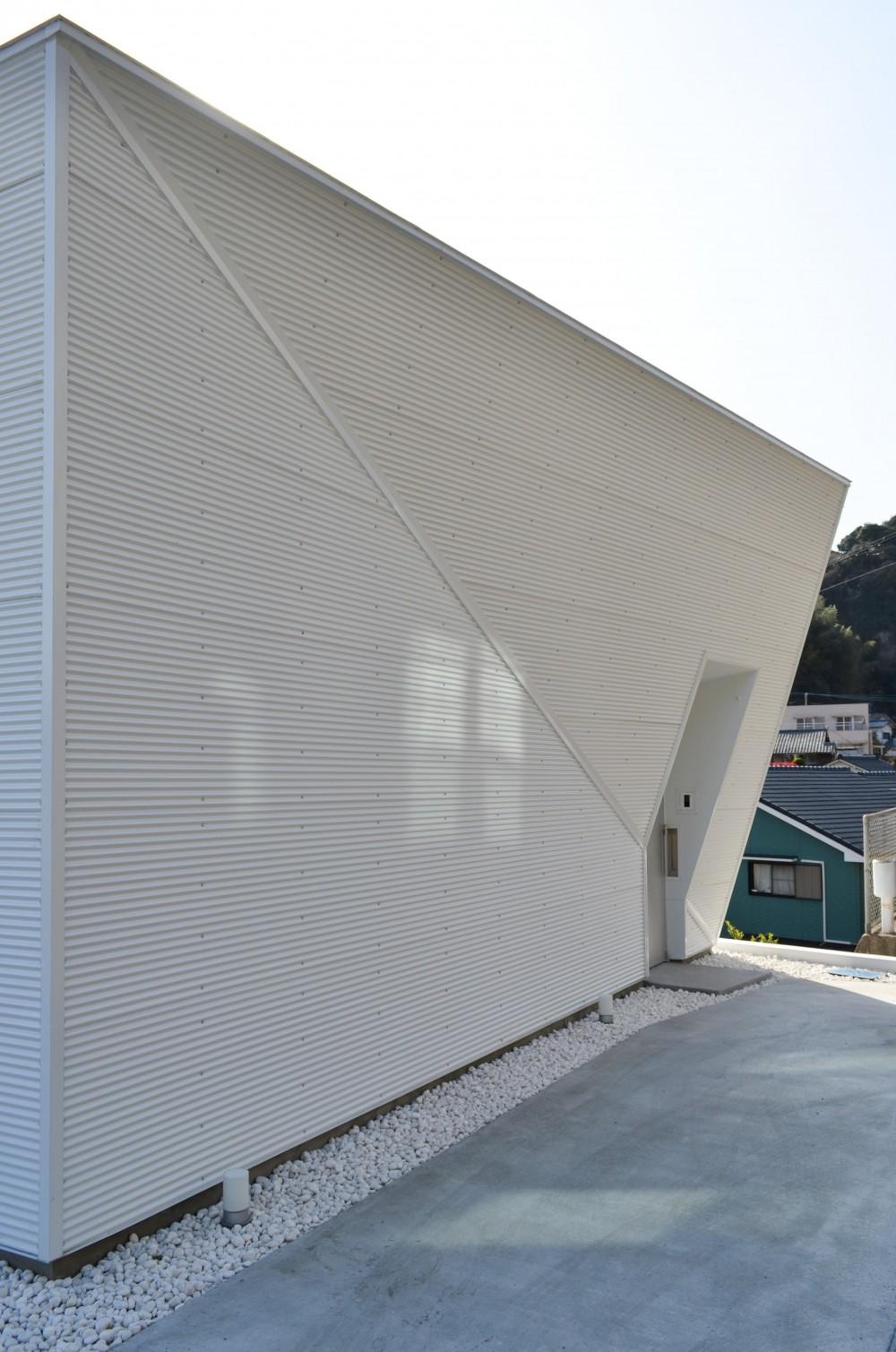 上竜尾町の住宅(リノベーション) (外観2)