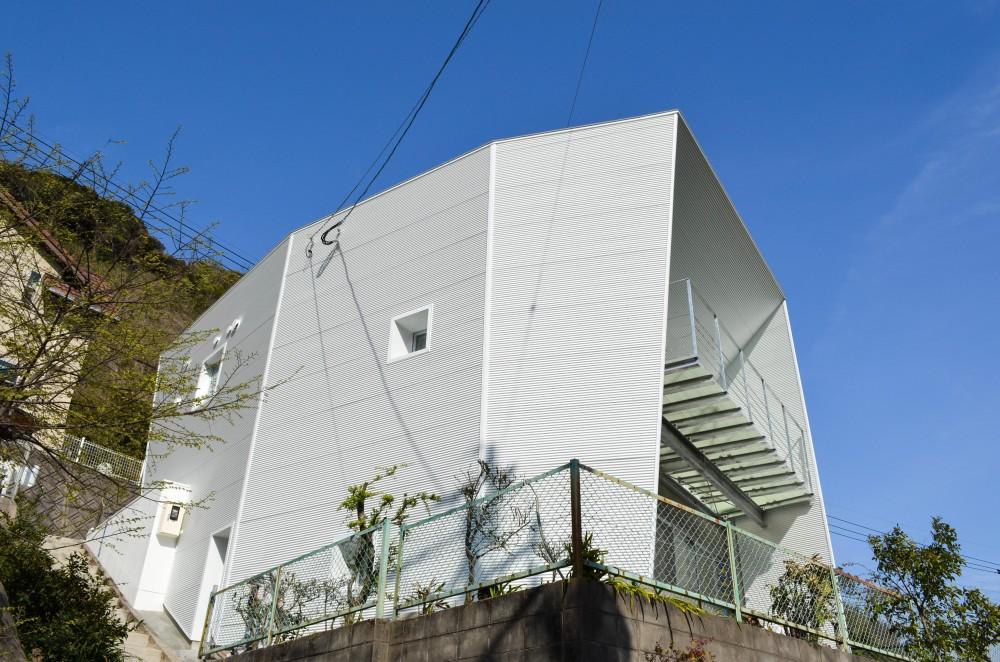 上竜尾町の住宅(リノベーション) (外観7)