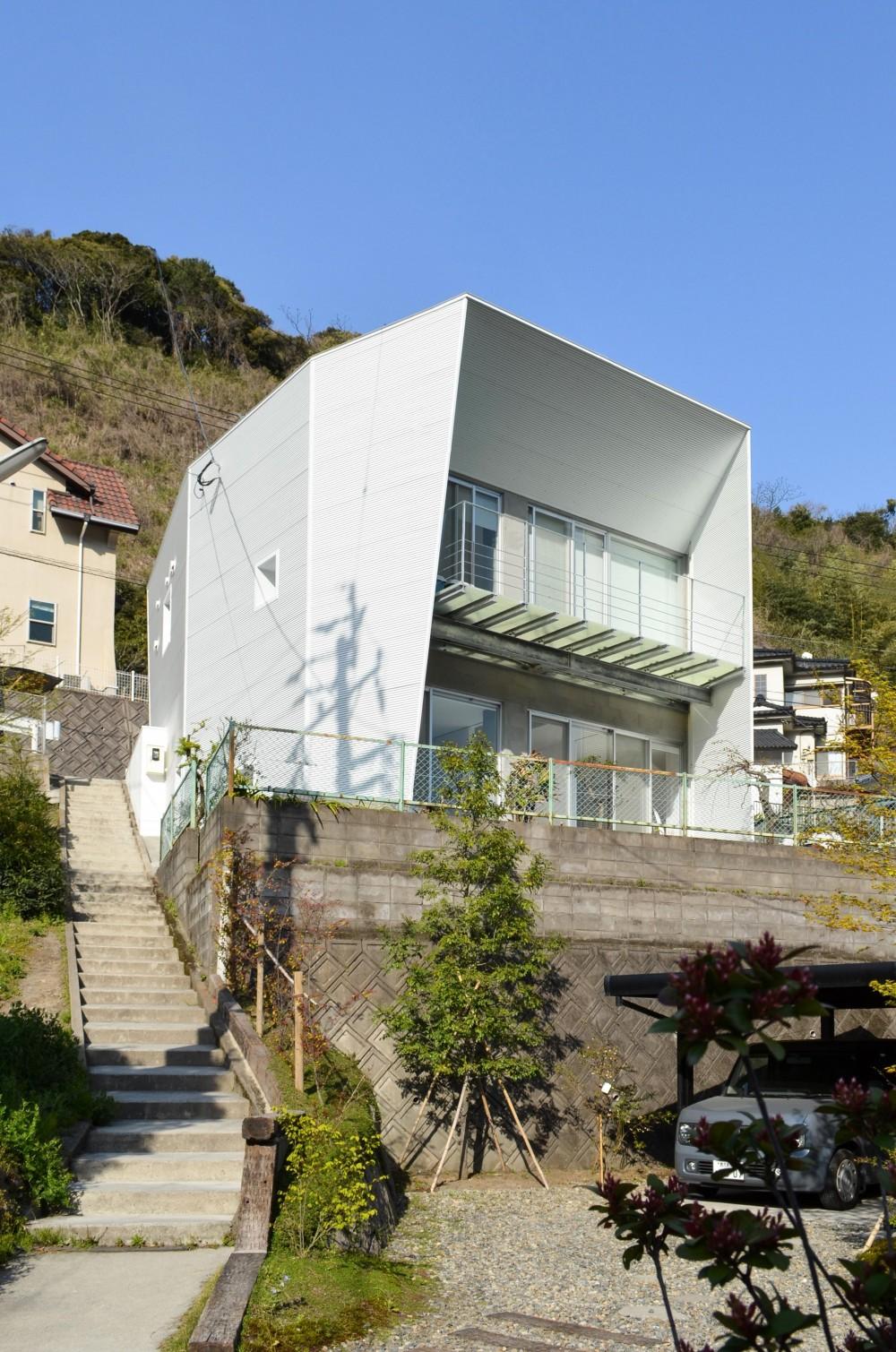 上竜尾町の住宅(リノベーション) (外観8)