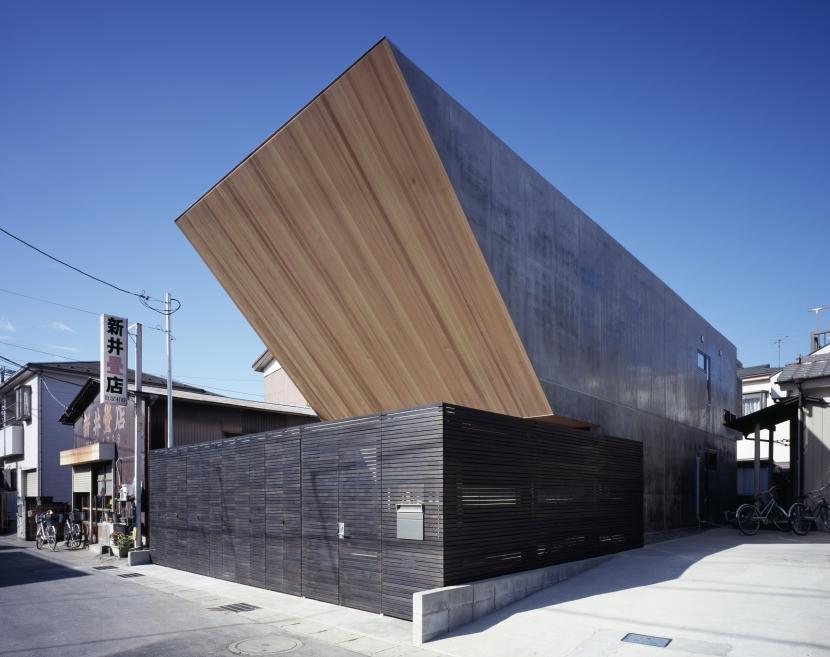 建築家:黒崎敏「FLOW」