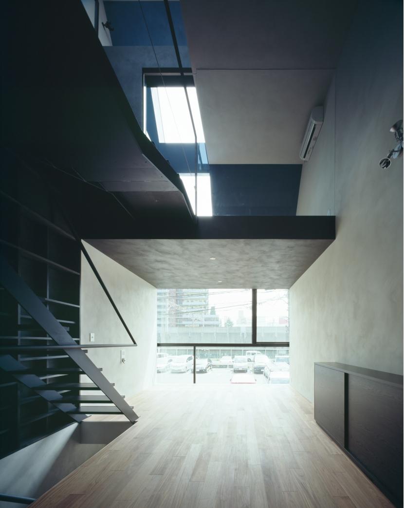 建築家:黒崎敏「LUFT」