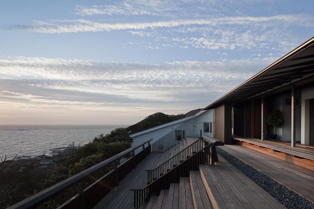 acaa「海の絶景を望む別荘」
