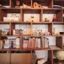 こだわりのインテリアがマッチするお家の写真 子供部屋