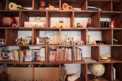 子供部屋 (こだわりのインテリアがマッチするお家)