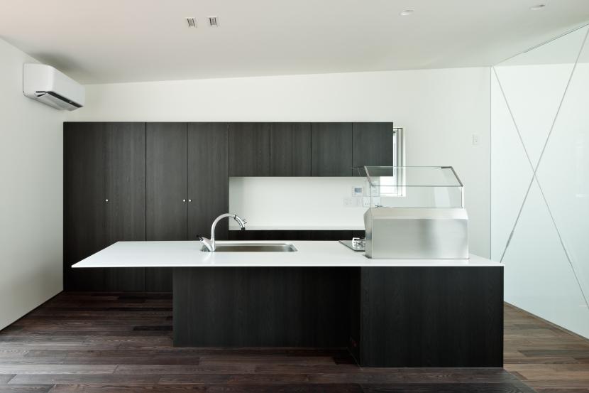 LIFTの部屋 キッチン
