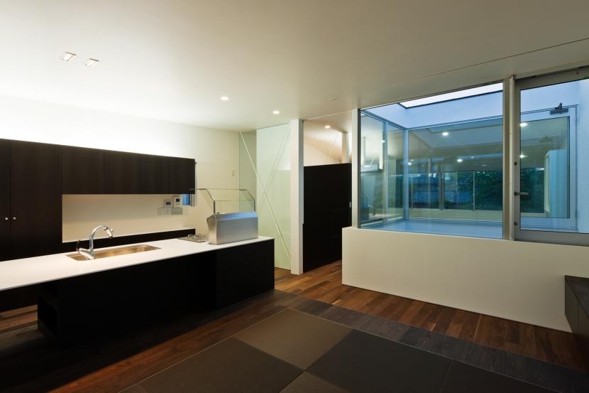 LIFTの部屋 ダイニングキッチン