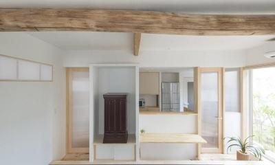 天野の家/リノベーション