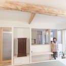 加藤淳 一級建築士事務所の住宅事例「天野の家/リノベーション」