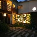 加藤淳 一級建築士事務所の住宅事例「関屋大川前の家」