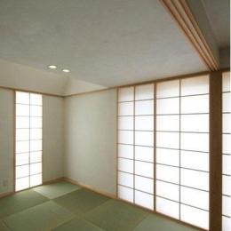 関屋大川前の家 (和室1)