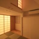 関屋大川前の家の写真 和室2
