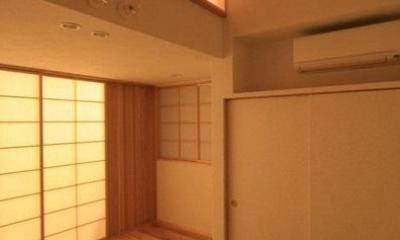 関屋大川前の家 (和室2)