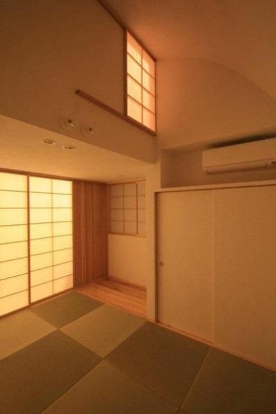 和室2 (関屋大川前の家)